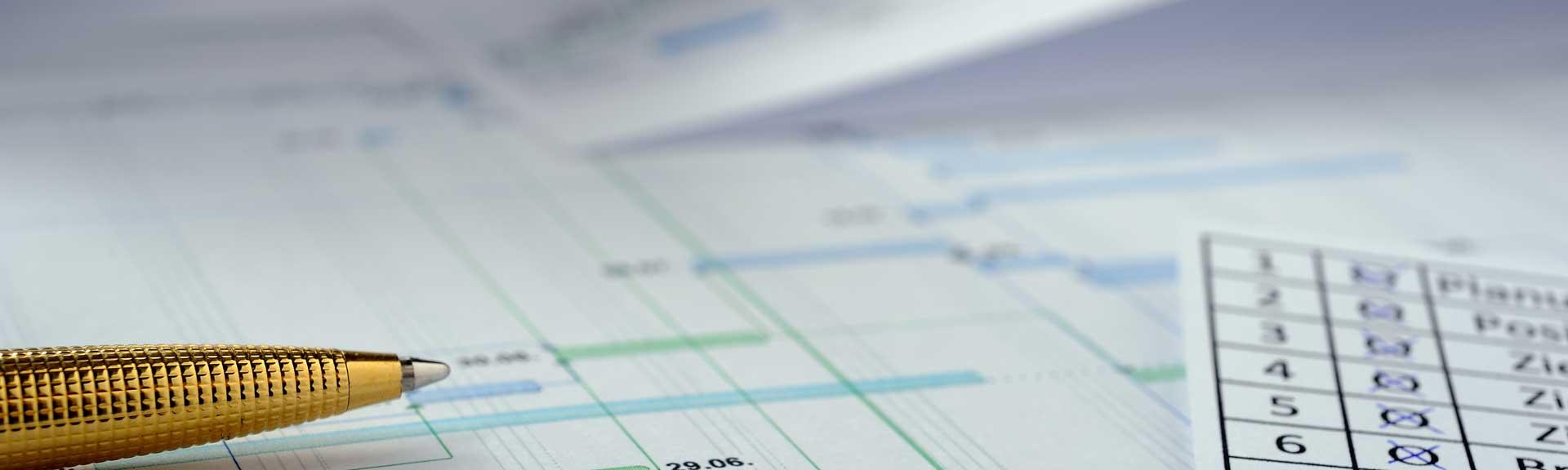 Ablauf und Prozessanalyse Hintergrund