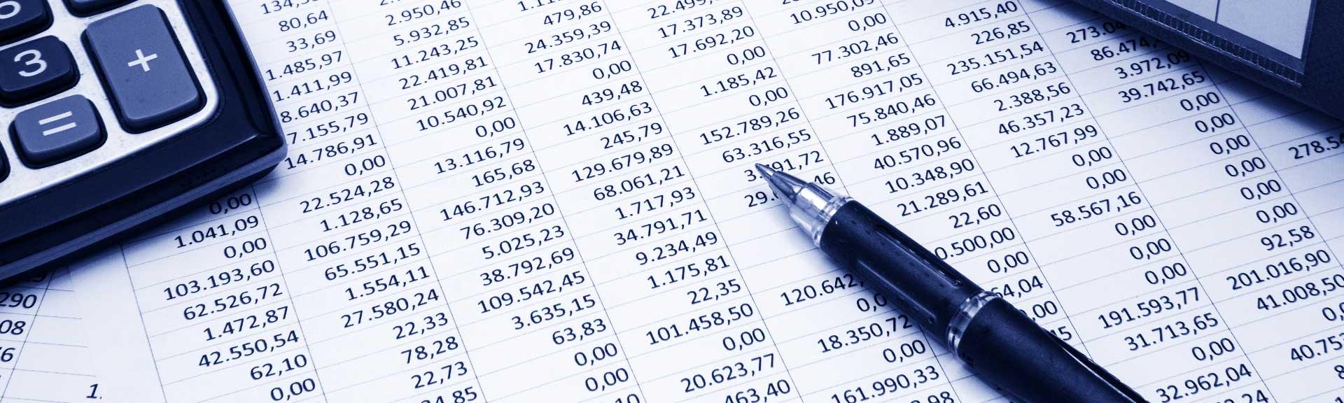 Kostenrechnung Hintergrund
